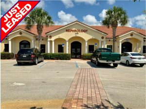 JUST LEASED +/- 1,475 SF OFFICE SPACE, PORT ST LUCIE, FLORIDA