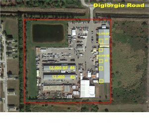 Light Industrial Complex for Sale in Fort Pierce, Florida