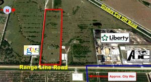 27 Acres of Industrial Land for Sale in St Lucie County, Florida