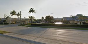 Unit just leased in the North Stuart Center.