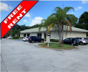 Office or medical space for lease in Port St. Lucie, Florida