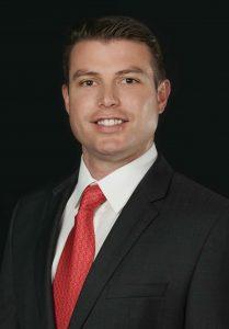 Newest sales associate, Zach Hascall