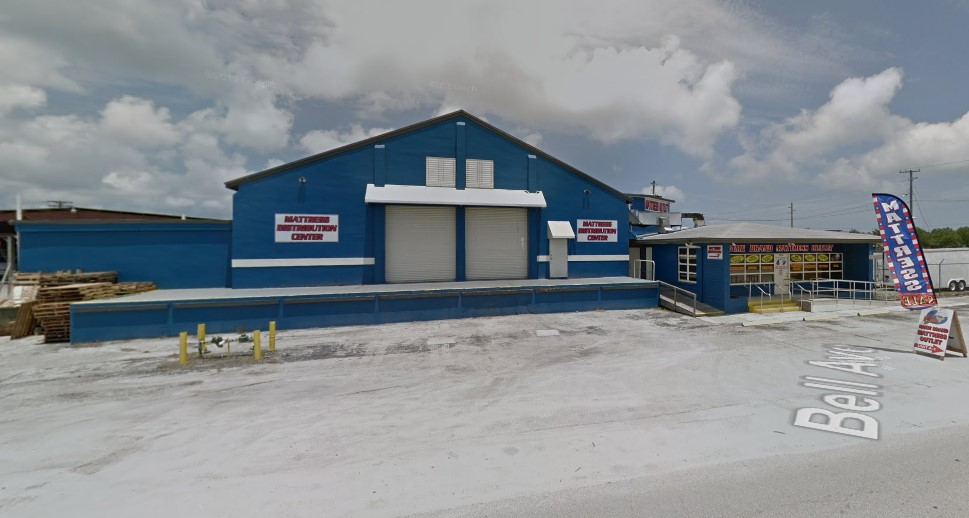 Large warehouse building sold in Fort Pierce, Florida